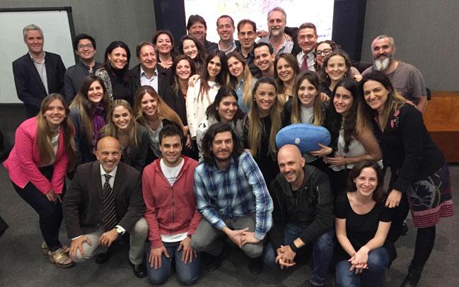 Partícipants del postgrau en Periodisme Digital