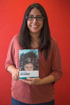 Mónica Ojeda, Nefando, Màster en Creació Literària