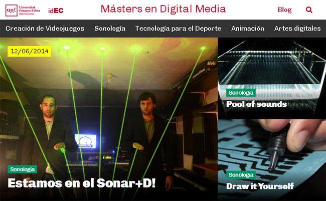 Digital Media Blog