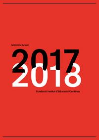 Memòria 2017-18