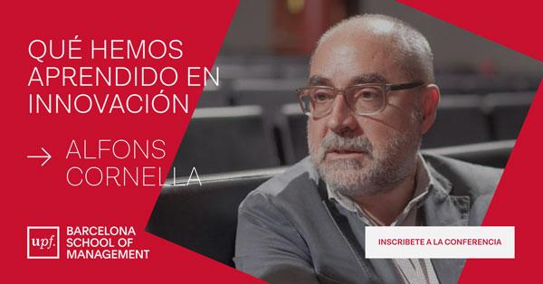 Conferencia Alfons Cornella