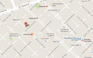 Balmes, 132 - 134, 08008 Barcelona