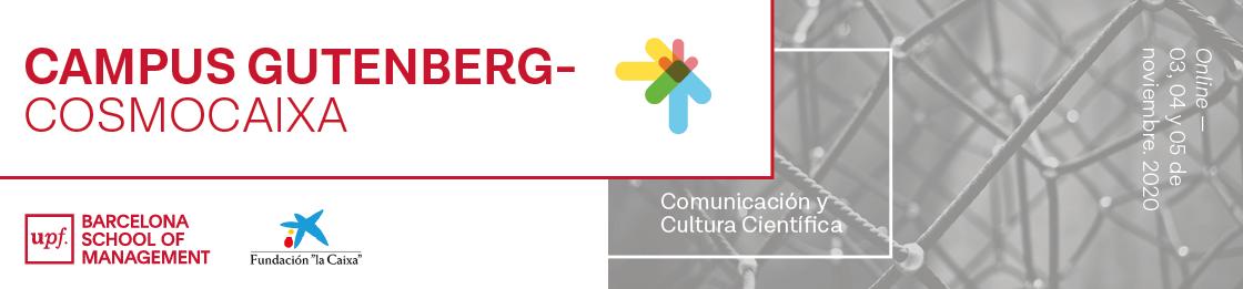 Campus Gutenberg - CosmoCaixa