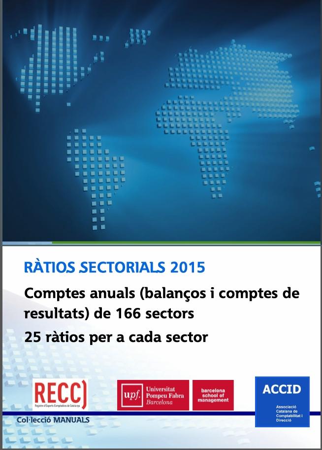 Ratios Sectorials