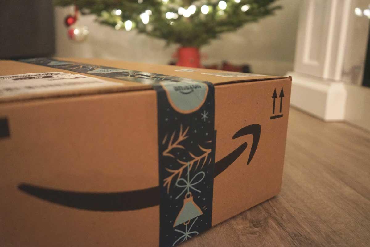 Amazon y logística navideña